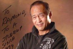 Dan Inosanto, Bruce Lee's student - Student since 1979